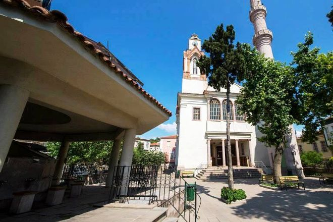 Saatli Cami, Ayvalik, Turkey