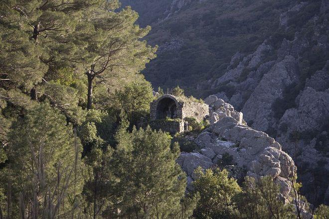 The Lycian Way, Fethiye, Turkey