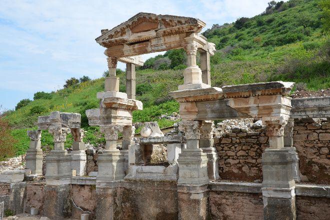 Trajan's Fountain, Selcuk, Turkey