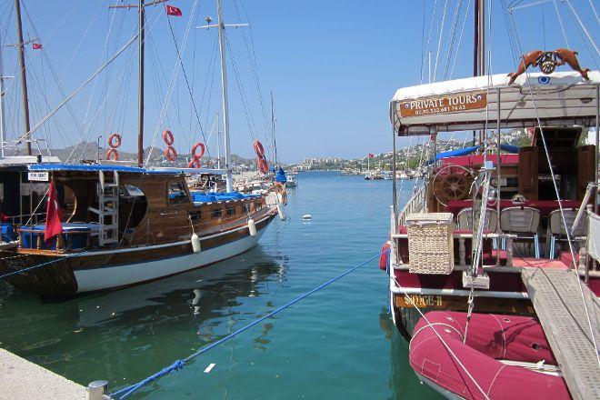 Yalikavak Marina, Yalikavak, Turkey