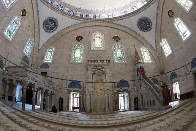 Yavuz Selim Mosque, Istanbul, Turkey