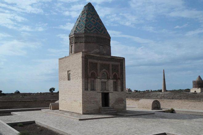Il Arslan Mausoleum, Kunya-Urgench, Turkmenistan