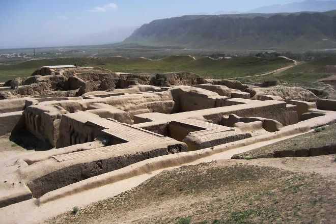 Parthian Fortresses of Nisa - UNESCO World Heritage Site, Ashgabat, Turkmenistan
