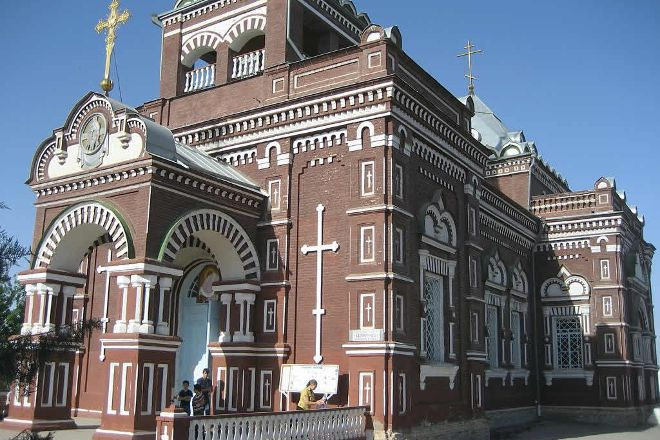 Pokrovskaya Church, Mary, Turkmenistan