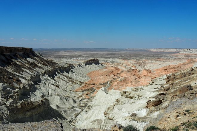 Yangykala Canyon, Balkanabat, Turkmenistan