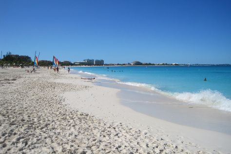 Grace Bay Beach, Providenciales, Turks and Caicos