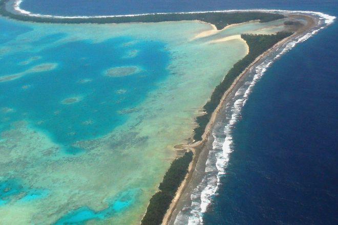 Funafuti Marine Conservation Area, Funafuti, Tuvalu