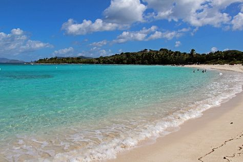 Lindqvist Beach, Smith Bay, U.S. Virgin Islands