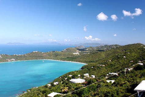 Magens Bay, Magens Bay, U.S. Virgin Islands