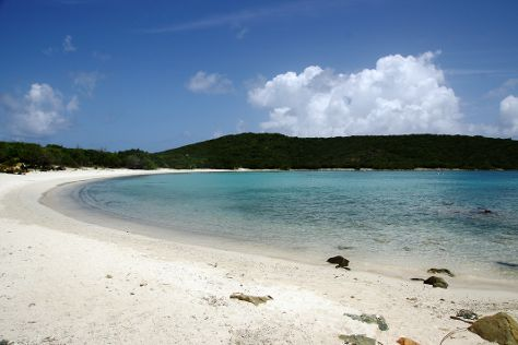 Salt Pond Bay, Virgin Islands National Park, U.S. Virgin Islands