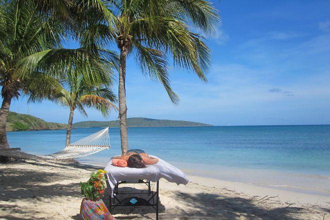 Beach Massage and Bodywork Delivered, Christiansted, U.S. Virgin Islands