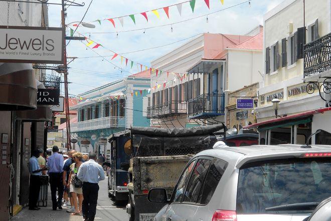 Main Street, Charlotte Amalie, U.S. Virgin Islands
