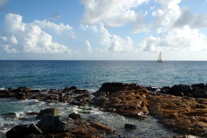 Morningstar Beach, South Coast, U.S. Virgin Islands