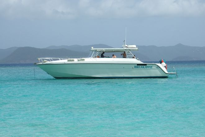 New Horizons & Breakaway Charters, East End, U.S. Virgin Islands