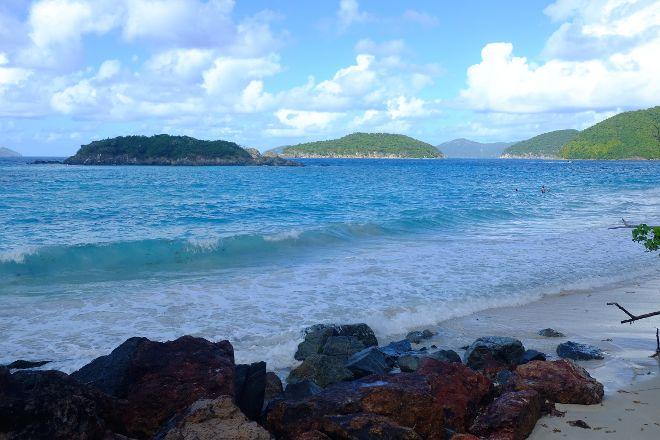 Salomon Beach, St. John, U.S. Virgin Islands
