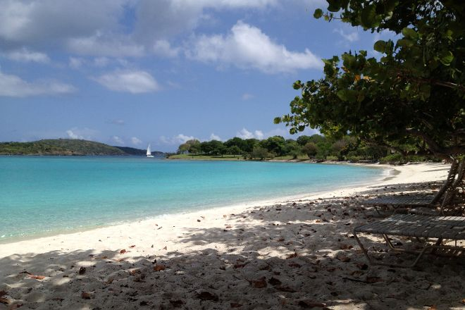 Scott Bay Beach, Caneel Bay, U.S. Virgin Islands