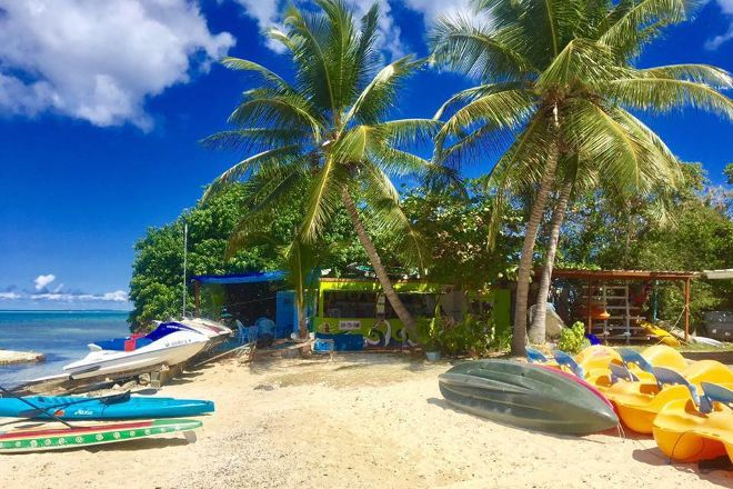 St. Croix Water Sports Center, Christiansted, U.S. Virgin Islands