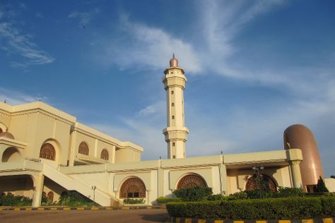 Gaddafi National Mosque, Kampala, Uganda