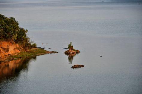 Lake Albert, Ntoroko, Uganda