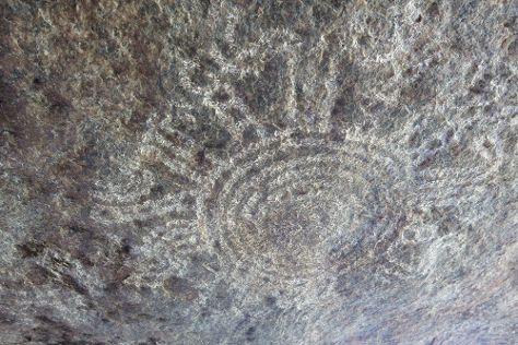 Nyero Rock Paintings, Mbale, Uganda