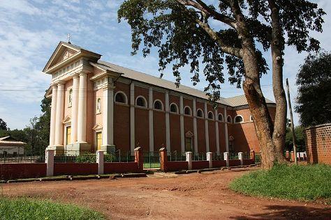 St Josephs Catholic Cathedral, Gulu, Uganda