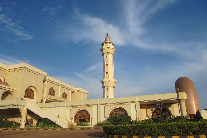 Gaddafi National Mosque, Kampala, Uganda