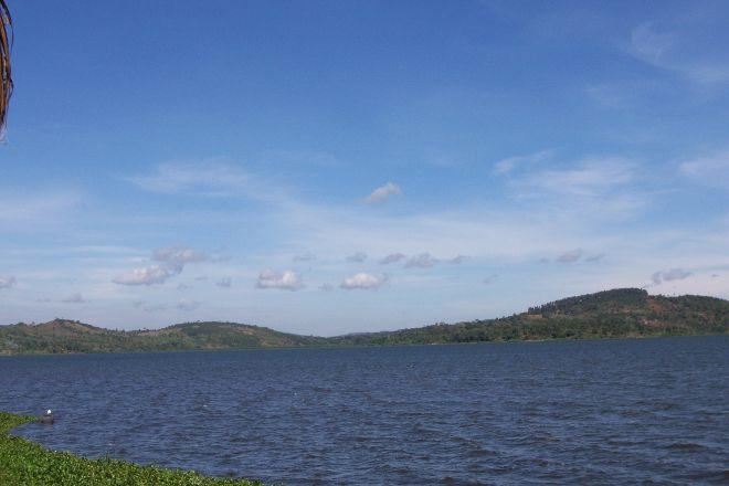 Lake Victoria, Entebbe, Uganda