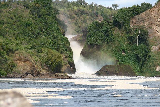 Murchison Falls, Murchison Falls National Park, Uganda
