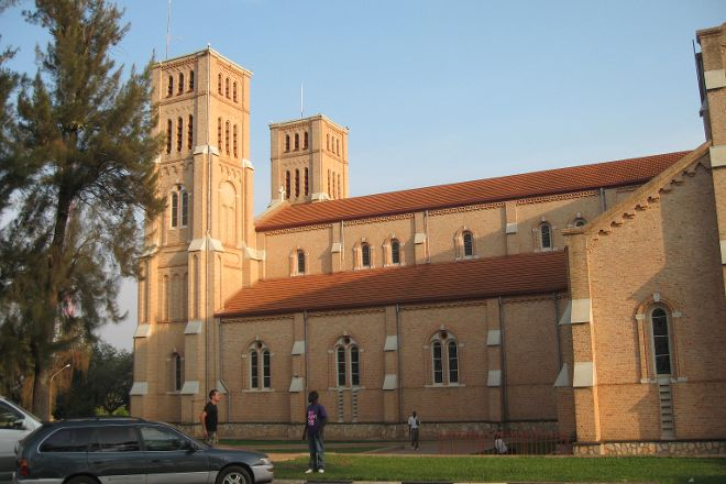 Rubaga-Kathedrale, Kampala, Uganda
