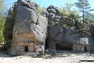 Rocks Dovbusha