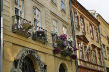 Armenian street, Lviv, Ukraine
