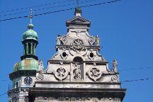 Church of St. Andrew, Lviv, Ukraine