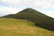 Mount Khomyak, Bukovel, Ukraine