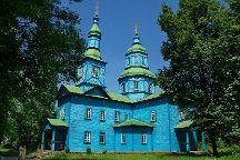 Museum of Folk Architecture and Life of Srednyaya Naddnepryanshchina, Pereiaslav-Khmelnytskyi, Ukraine