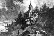 Vydubychi Monastery, Kyiv (Kiev), Ukraine