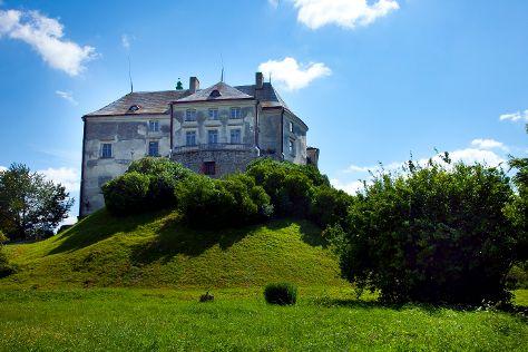 Olesko Castle, Olesko, Ukraine