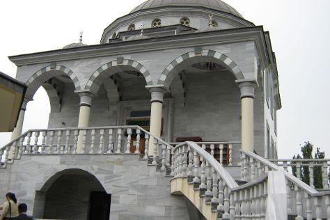 Sultan Suleiman Mosque, Mariupol, Ukraine