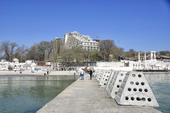 Arcadia district, Odessa, Ukraine
