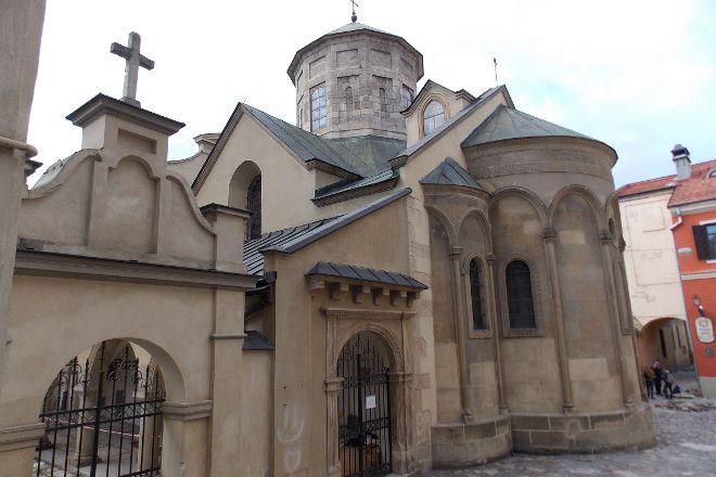 Armenian Virgin Mary's Dormition Church, Lviv, Ukraine