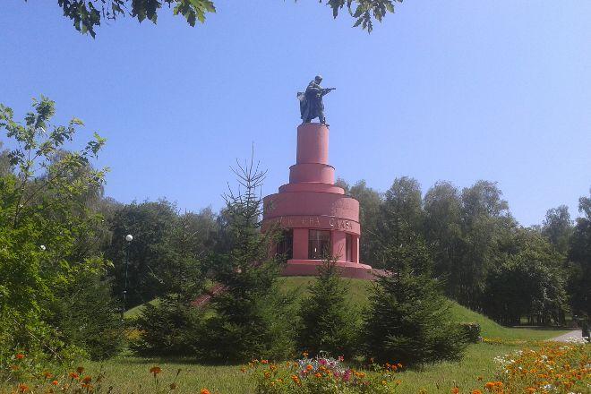 Battle for Kyiv 1943 National Museum, Novi Petrivtsi, Ukraine