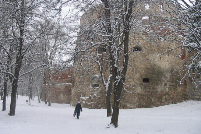 Berezhany Castle, Berezhany, Ukraine