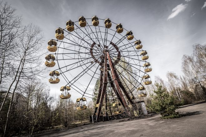 CHERNOBYLwel.come, Kiev, Ukraine