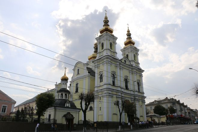 Holy Transfiguration Cathedral, Vinnytsia, Ukraine