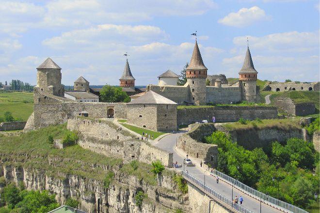 Kamenet's Podolsky Castle, Kamianets-Podilskyi, Ukraine