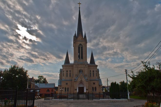 Lutheran Church, Lutsk, Ukraine