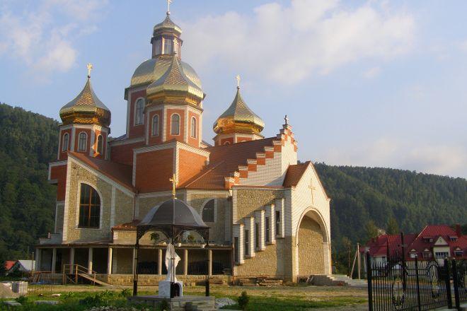 Nativity of St. John the Baptist, Yaremche, Ukraine
