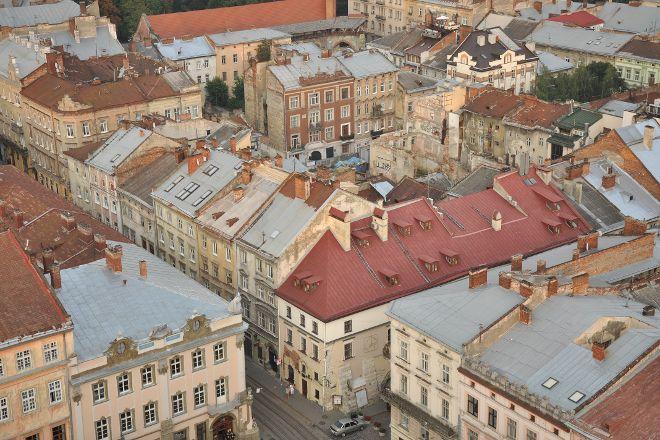 Old Town, Lviv, Ukraine