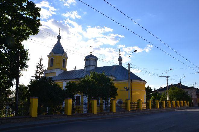 Pokrovska Church, Lutsk, Ukraine