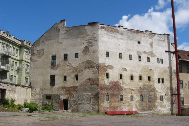 Prison on Lontskogo, National Museum and Memorial to the Victims of Occupation, Lviv, Ukraine