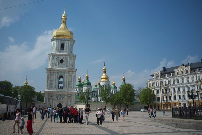 Saint Sophia Cathedral, Kiev, Ukraine